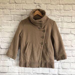 Aritzia Community Organic Cotton Thick Jacket